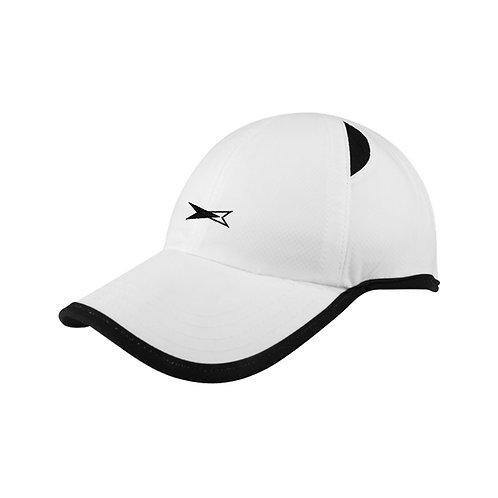 White Performance Cap #1088