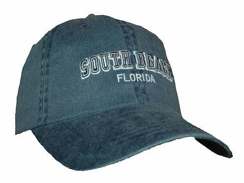 South Beach Navy #22 Baseball Hat