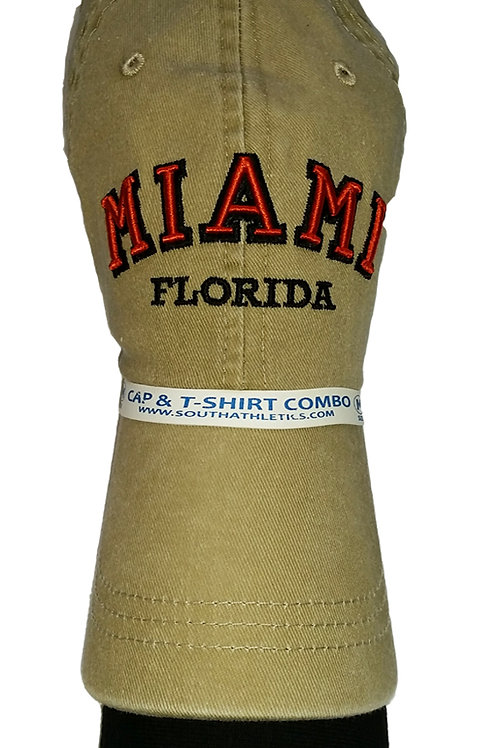 Combo Khaki - Black Miami #26