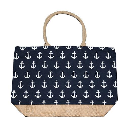 Navy Anchor Bag #1570