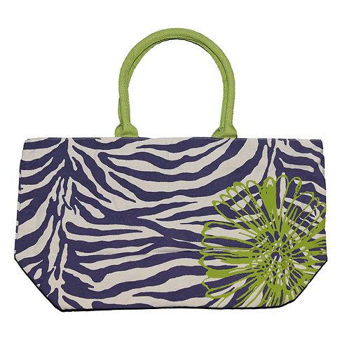 Purple Flower Bag #1530
