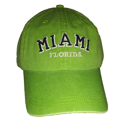 Miami Cactus #57 Baseball Hat
