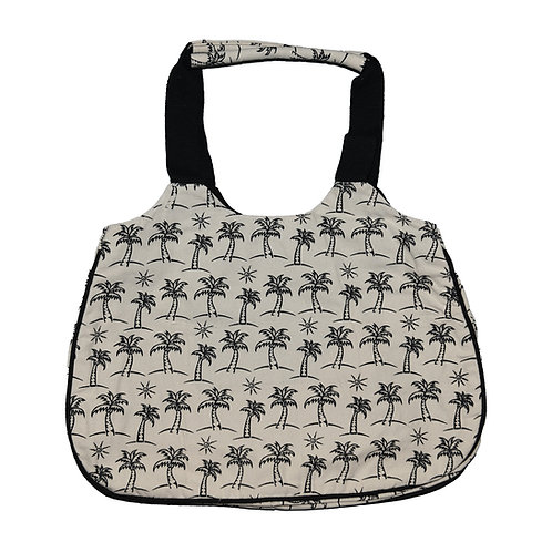 Black Palms Bag #1525