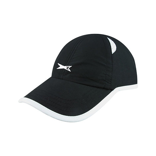 Black Performance Cap #1088