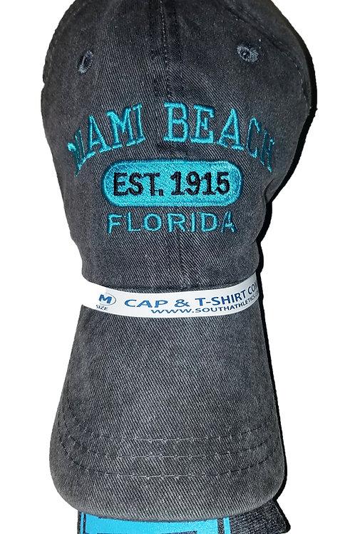 Combo Black - Heather Black Miami Beach #52