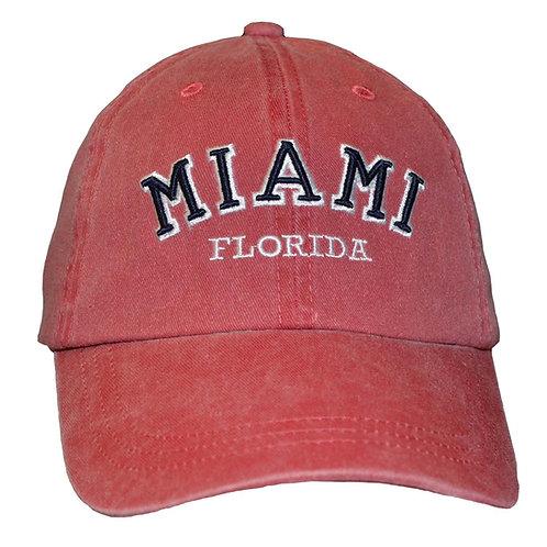 Miami Wine #51 Baseball Hat