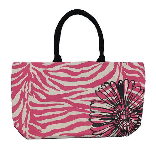 Pink Flower Bag #1530