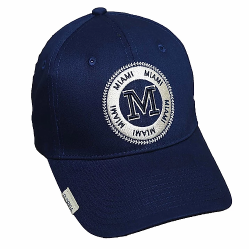 Miami Navy #70 Baseball Hat