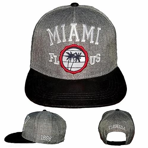 Miami Black #97 Baseball Hat