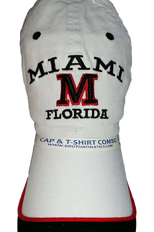Combo White - Black Miami #34