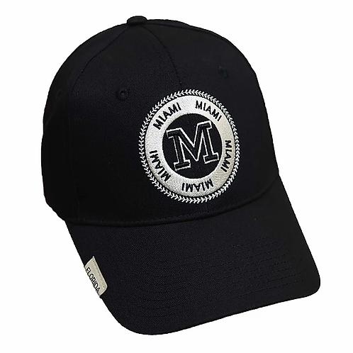 Miami Black #70 Baseball Hat