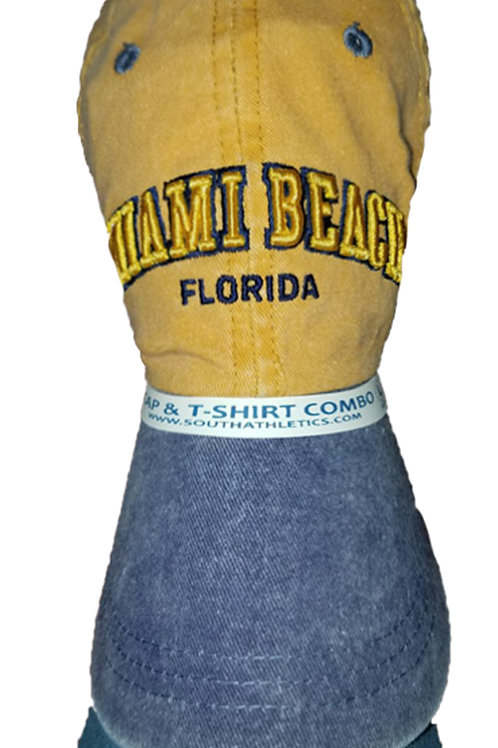 Combo Mustard/Navy - Denim Miami Beach #68
