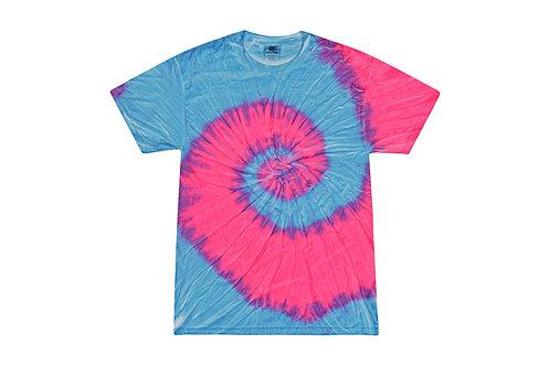 Bubbel Gum Tie Dye Tshirt