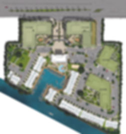 Koi Residences and Marina Site Plan Concept