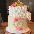 Tin Roof Cakes First Birthday Cake