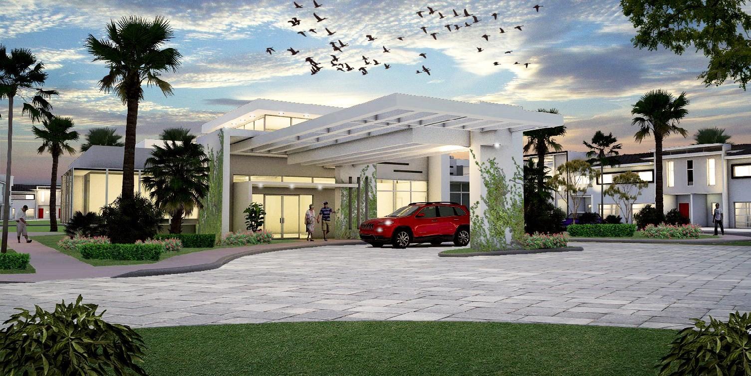 Strata's Community Center