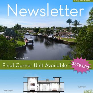 Koi Residences August Newsletter