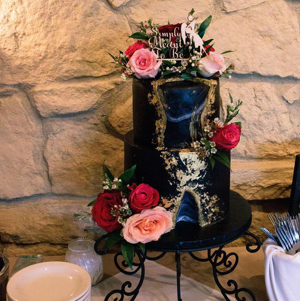 Black Wedding Cake Tin Roof.jpg