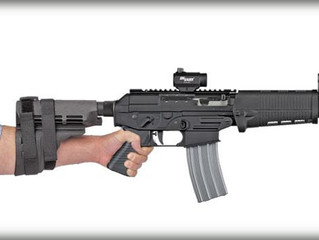 Updated ATF Opinion on Pistol Stabilizing Brace