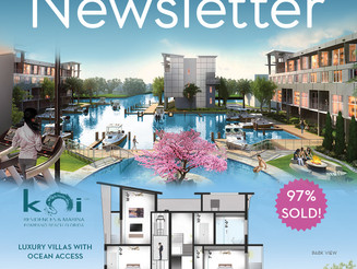 Koi Residences July Newsletter