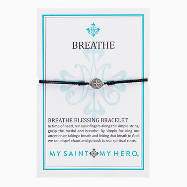 My Saint My Hero Blessing Bracelet