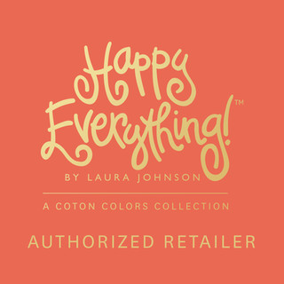 Happy Everything | Coton Colors