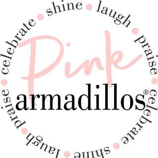 Pink Armadillos
