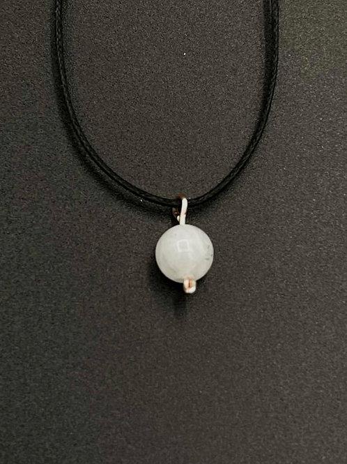 Pendentif Perle Péristérite