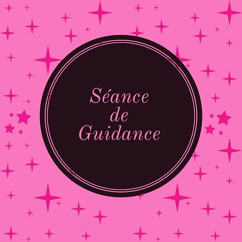 Guidance séance individuelle à distance