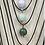 Thumbnail: Pendentif Perle Sodalite