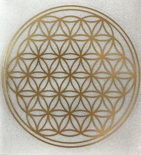 Stickers Fleur de vie               5cm