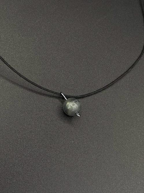 Pendentif Perle Labradorite