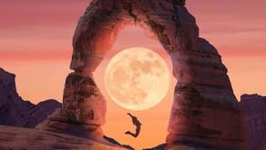 La pleine lune arrive!!