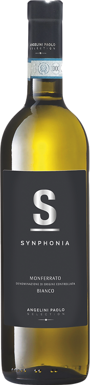 """Piemonte DOC Bianco """"Synphonia"""" 2019 - Angelini Paolo Soc. Agr."""