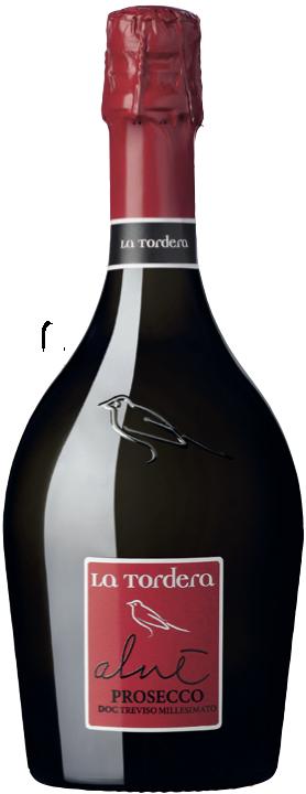 Treviso DOC Prosecco extra-dry Alné - La Tordera