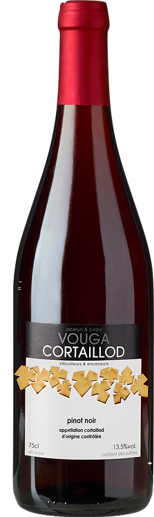 Neuchâtel AOC Pinot Nero 2018 - Vouga Vins