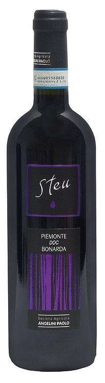 "Piemonte DOC Bonarda ""Steu"" 2017 - Angelini Paolo Soc. Agr."