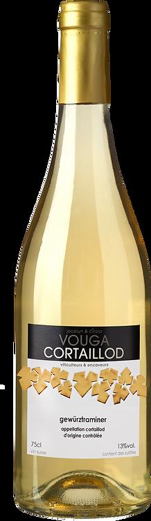 Neuchâtel AOC Gewürztraminer 2018 - Vouga Vins