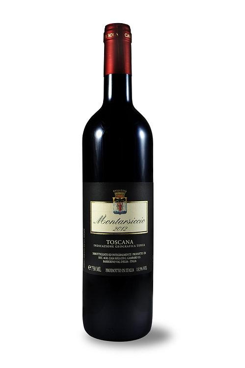 """IGT Toscana Rosso """"Montarsiccio"""" 2012 - Fattoria Casa Sola"""