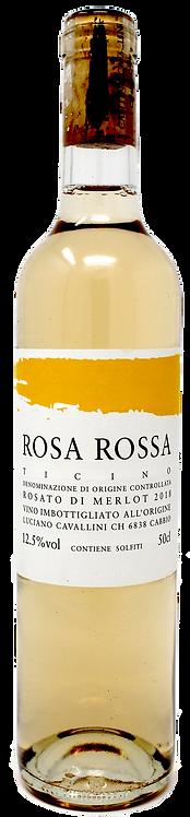 Ticino DOC Rosa Rossa - Rosato di Merlot - 2018 - Cantina Cavallini