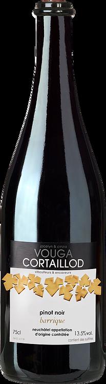 Neuchâtel AOC Pinot Nero barrique 2018 - Vouga Vins