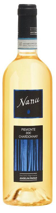 "Piemonte DOC Chardonnay ""Nanu"" 2018 - Angelini Paolo Soc. Agr."