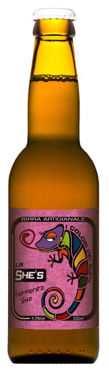 La She's - Session IPA - Birrificio I Colori del Gusto