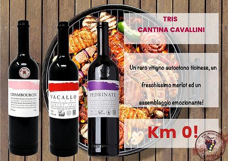 Tris Cantina Cavallini