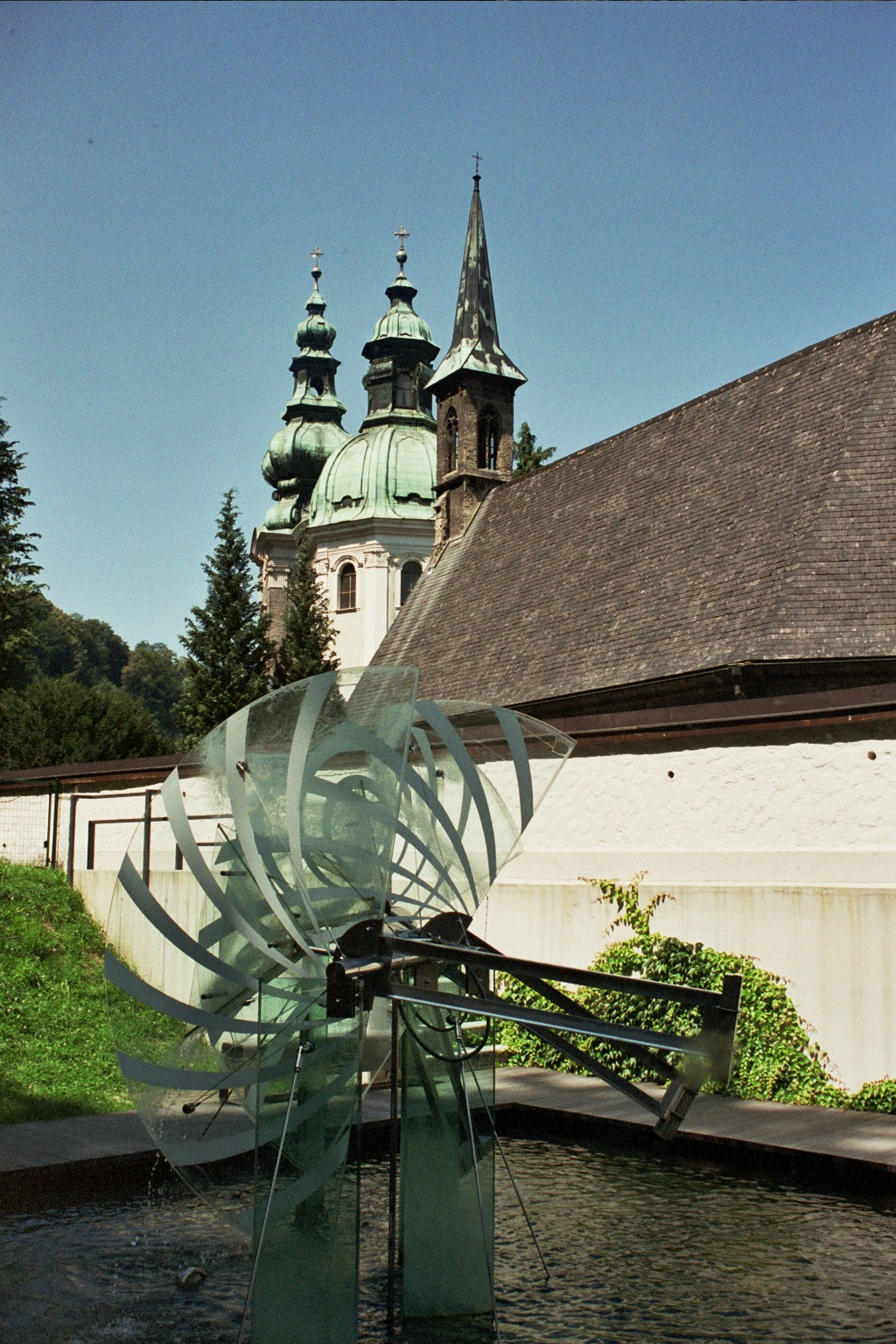 St. Peter's Abbey, Salzburg, Austria