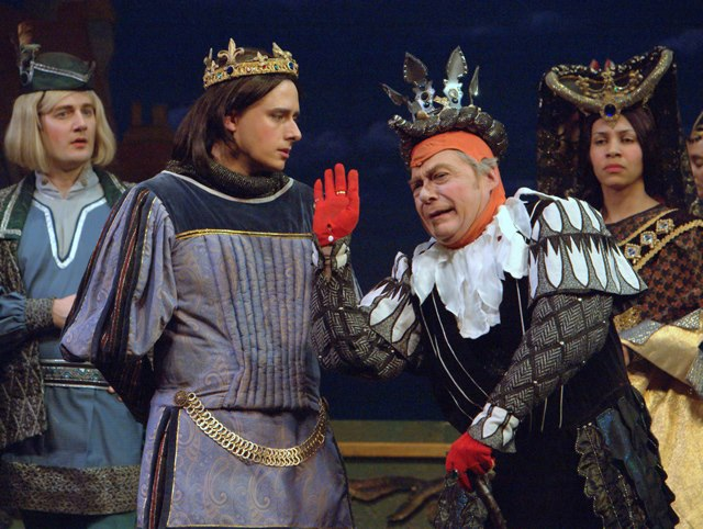 PRINCESS IDA | The Queen | 2013