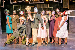 MUCH ADO ABOUT NOTHING | Cast | 2014