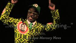 BREAKFAST WITH MUGABE | Mugabe