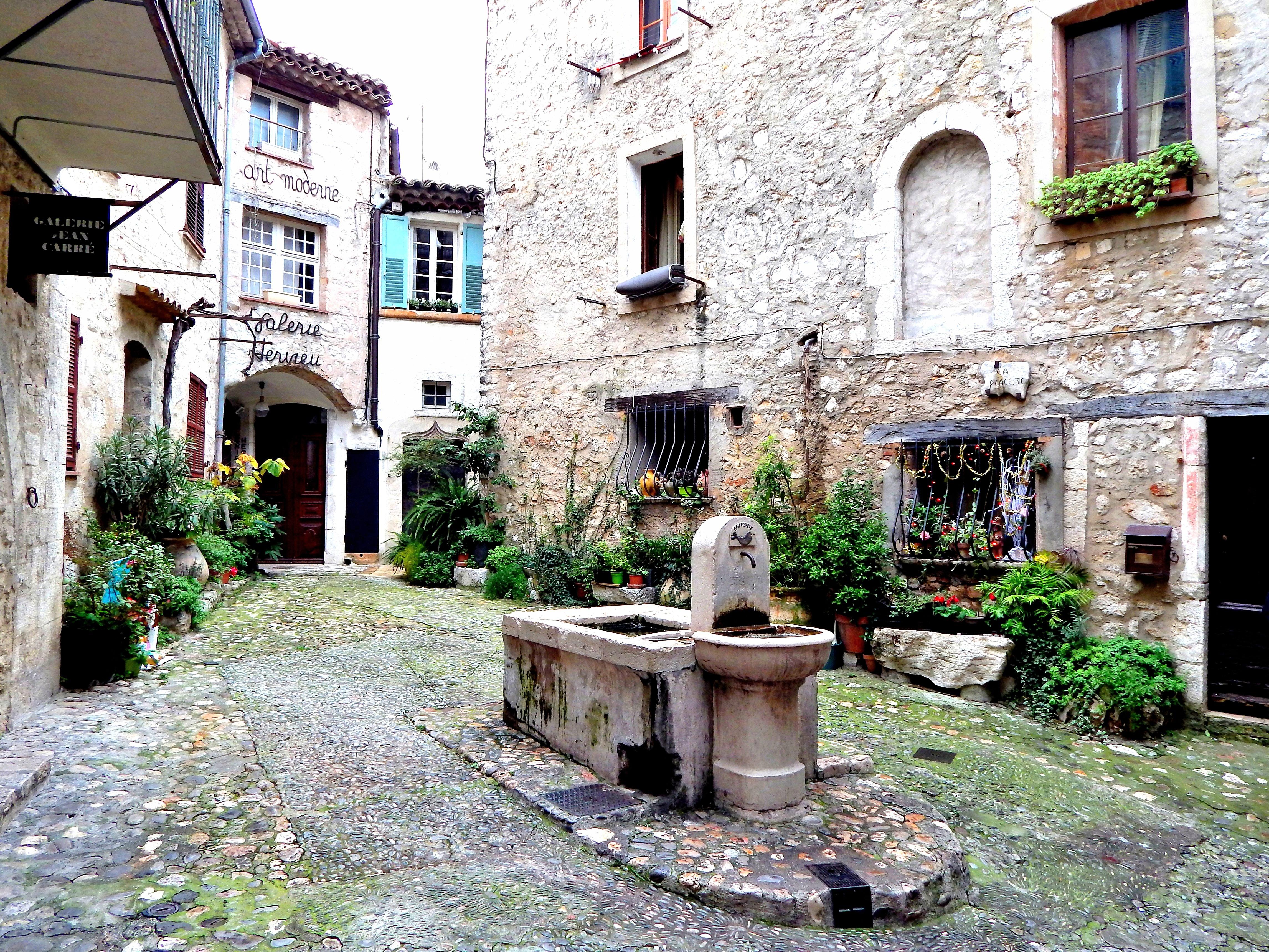 St-Paul de Vence, France