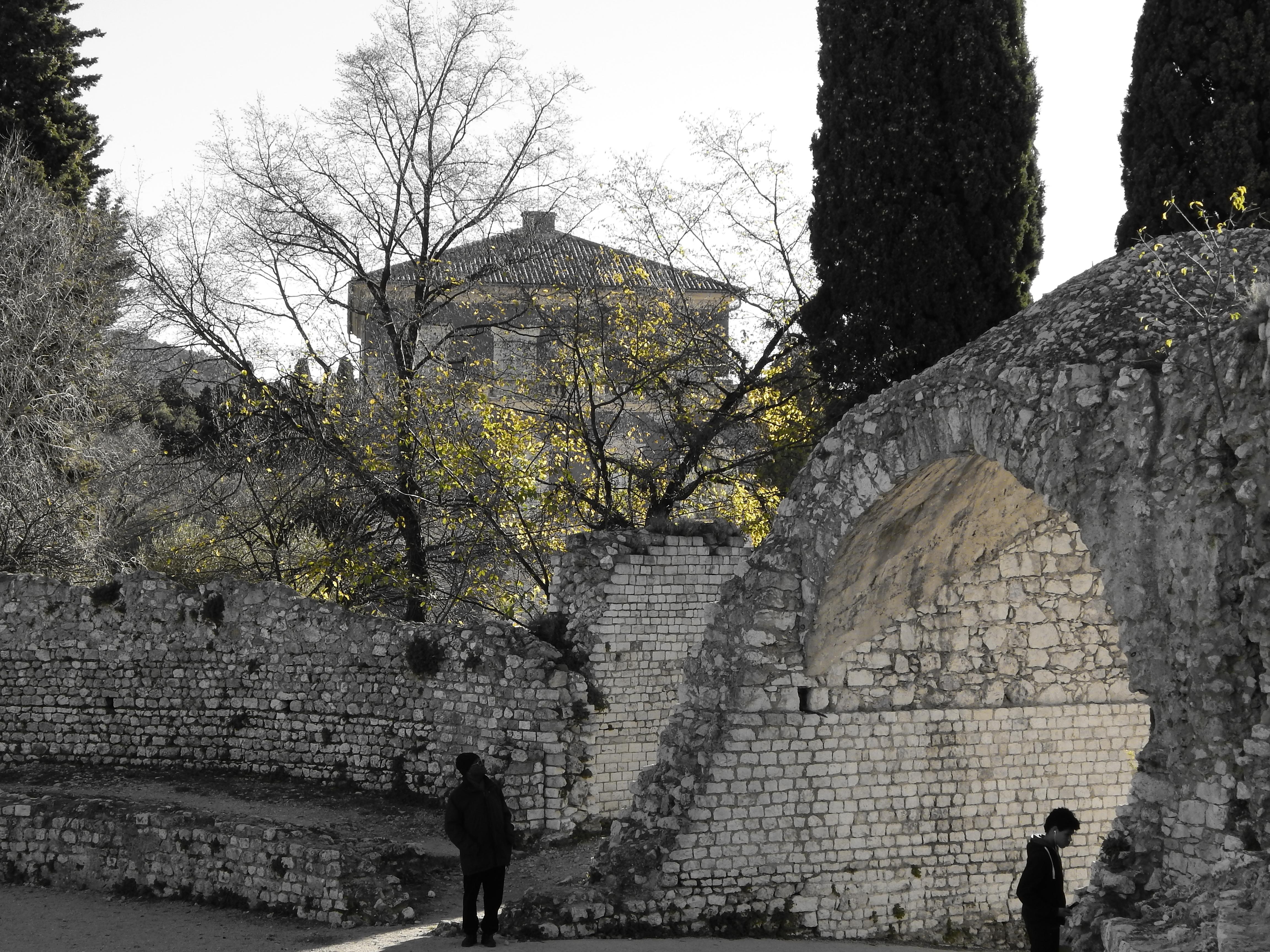 Musee Matisse/Arenes de Cimiez